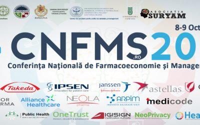 Conferința Națională de Farmacoeconomie și Management Sanitar