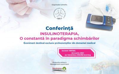 26.03.2021   Insulinoterapia, o constantă în paradigma schimbării