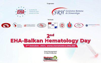 02 October 2021   2nd EHA – Balkan Hematology Day